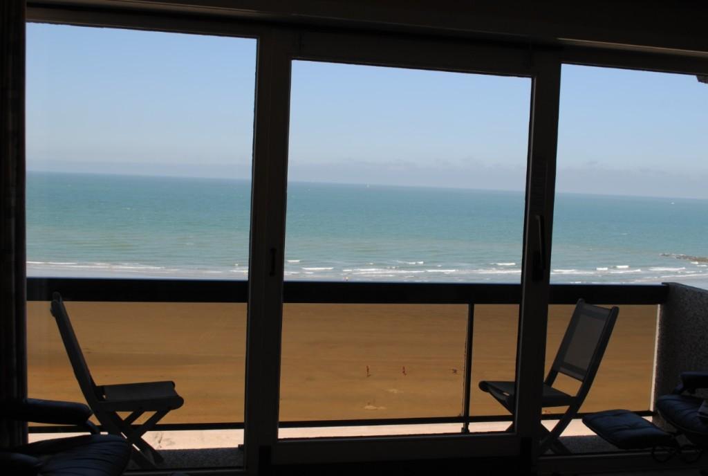 Balkon im Urlaub