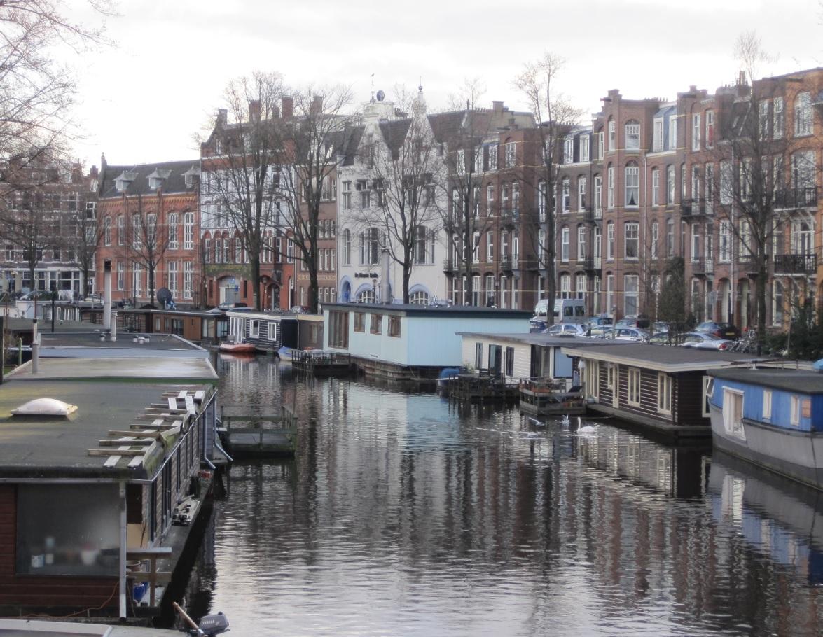 Häuser in Amsterdam
