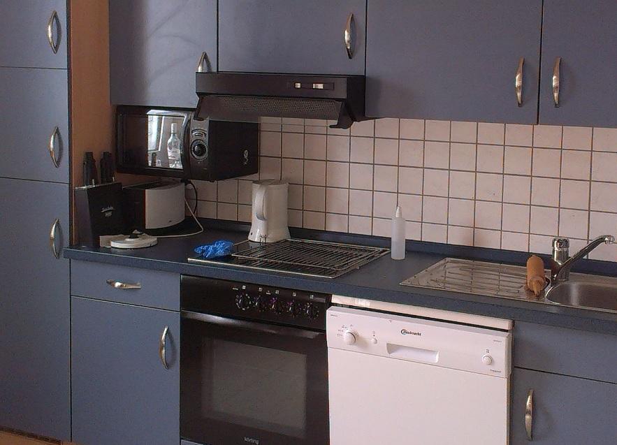 Stromverbrauch in der Küche