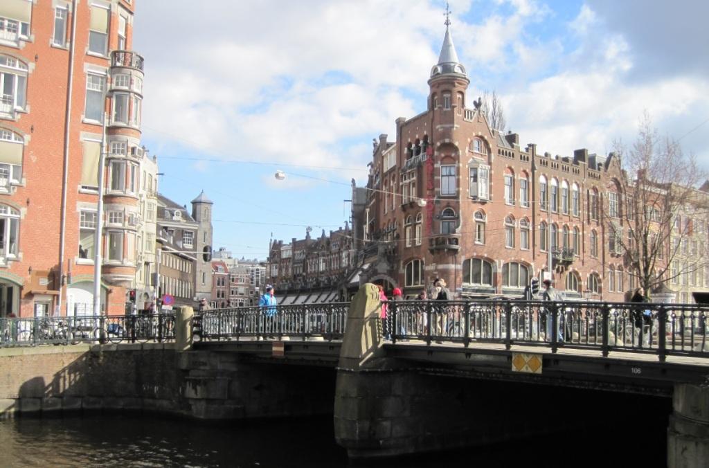 Tagesausflug nach Amsterdam