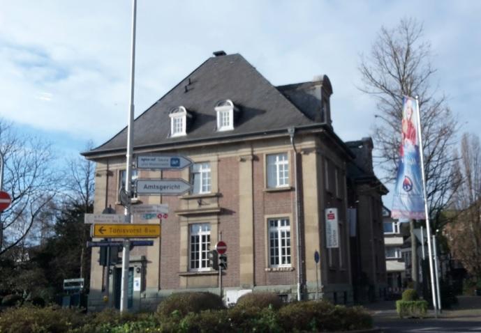 Rundling Kempen am Niederrhein