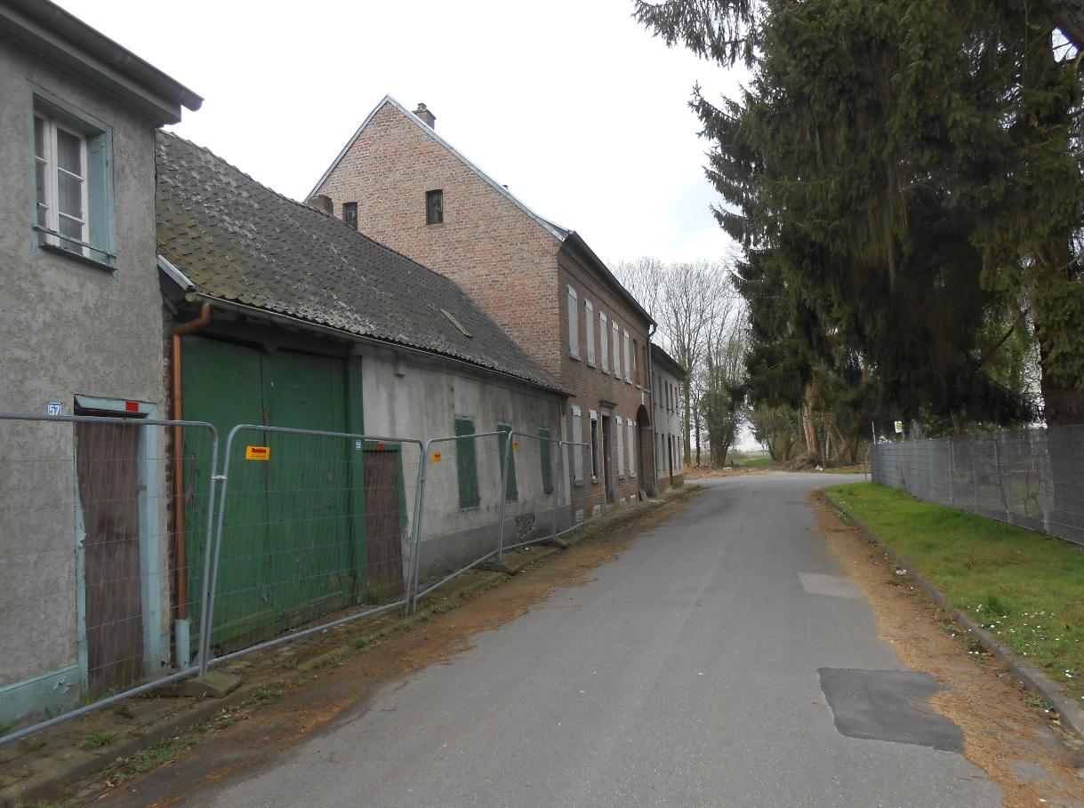 Leerstand in Immerath